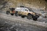 פרוייקט ניסאן טיטאן מוכן לפעילות באלסקה. לקראת תערוכת שיפורי הרכב של SEMA. צילום: NISSAN