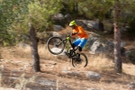 """מבחן אופניים נורקו ריינג' 7.3 קרבון. אופני אנדורו 160 מ""""מ עם המתלים הכי טובים, שלדת קרבון ומחיר מתחת ל-18 אלף שקלים. מהמם! צילום: תומר פדר"""