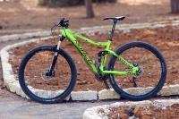 מבחן אופניים נורקו ריבולבר 2. 12,000 שקלים לאחד מאופני השבילים המהירים והמהנים עליהם יצא לנו לרכוב לאחרונה. צילום: פז בר
