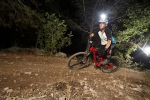 מבחן אופניים Norco Sight Alloy. גיאומטריית שלדה מודרנית וכיול מתלים מושלם מאפשר למצא יציבות במעברים טכניים וגם לגלף פניות בדיוק עם שמחת חיים שאין לרבים אחרים. צילום: תומר פדר