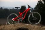 מבחן אופניים Norco Sight Alloy. האח הקשוח של שלדות הקרבון - משלמים במשקל את החסכון במחיר - התרשמנו ממוצקות המבנה. צילום: תומר פדר
