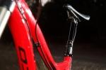 מבחן אופניים Norco Sight Alloy.מוט מושב טלסקופי אינו חלק מהמפרט הבסיסי וחבל לאור מחיר של 13K. צילום: תומר פדר