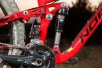 מבחן אופניים Norco Sight Alloy. בולם FOX אבולושן עם CTD - מכוייל למשעי. מעביר קדמי ד'אור שלא פישל וקרנק עם שתי פלטות - אהבנו. צילום: תומר פדר