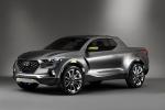 Hyundai-Santa-Cruz-Crossover-Truck-Concept-2 צילום: יונדאי