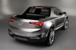 Hyundai-Santa-Cruz-Crossover-Truck-Concept-4: צילום יונדאי