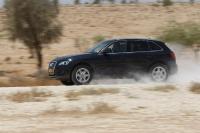 אודי Q5 במבחן שטח מהנה על דרכי עפר צילום פז בר