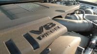 ריינג' רובר במבחן שטח. מנוע דיזל V8 כפול מגדשים מספק המון תנע בחסכנות מפתיעה. צילום: פז בר