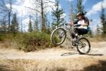 rockymountainaltitude750_(12)מבחן אופניים rocky mountain altitude 750. רוקי ייצרה אופניים המטשטשים את גבולות ההגדרה בין שבילים לאנדורו ומסוגלים לעשות את שניהם. צילום: תומר פדר