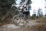 מבחן אופניים rocky mountain altitude 750. רוקי ייצרה אופניים המטשטשים את גבולות ההגדרה בין שבילים לאנדורו ומסוגלים לעשות את שניהם. צילום: תומר פדר