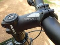 מבחן אופניים סנטה קרוז סופרלייט 29. מותג עילית במחיר מופחת ועם יכולת מעוררת למהירות מהוללת. היבואן מצמן את מירוץ. צילום: פז בר