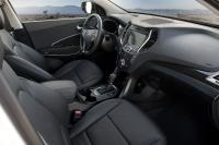 יונדאי סנטה פה 2013. מישוש ומגע ראשון לרכב הפנאי החדש מיונדאי. סנטה פה. צילום: HYUNDAI