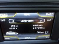 """בייקמוביל סיאט לאון. הקומפקטית החדשה של סיאט המייתרת את פולקסוואגן גולף? מחשב הדרך מגלה צריכה ממוצעת של 15 ק\""""מ לליטר. צילום: רוני נאק"""