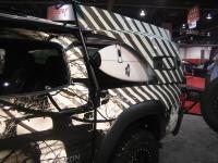 תערוכת השיפורים לרכב - SEMA 2011 - צילום : אילי אשרמן