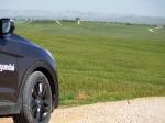 טיול שטח עם יונדאי על דרך השקמה על שם אריאל שרון. צופים לתל נגילה, נופי שדות פתוחים, תל נגילה, בתרונות רוחמה ושמורת פורה. צילום: רוני נאק