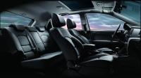 רכב פנאי חדש - סאנגיונג קורנדו משווק במחיר 179,500 שקלים - עיצוב איטלקי שנראה טוב גם מבפנים צילום: סאנגיונג