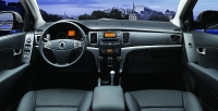 רכב פנאי חדש - סאנגיונג קורנדו משווק במחיר 179,500 שקלים - רמת האיבזור אחידה וכוללת ב.אקלים ושמעצילום: סאנגיונג