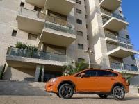 מבחן דרכים סובארו XV. רכב שטח, רכב פנאי רכב פאן ורכב פאנן. ל-XV יש שמחת חיים שנדמה כי נעלמה בשנים האחרונות מסובארו. צילום: פז בר