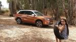 מבחן רכב סוזוקי ויטארה. קונספט עליז במראה ובביצוע. נוח בשבילים ובנהיגה רגועה החל מ-125 אלפי שקלים. צילום: רוני נאק