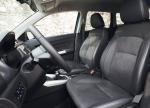 מבחן רכב סוזוקי ויטארה. קונספט עליז במראה ובביצוע. גרסת ALLGRIP מקבלת גם מושבים עם ריפוד זמש. צילום: סוזוקי