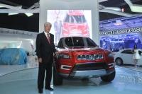 סוזוקי XA אלפא - מושק בתערוכת הרכב של ניו דלהי. האם מהודו יגיע מחסל ה(ניסאן) ג\'וק? צילום: SUZUKI