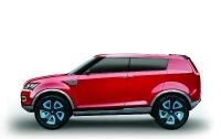 סוזוקי XA אלפא - מושק בתערוכת הרכב של ניו דלהי. מבוסס על שלדת סוזוקי סוויפט ויהיה מצויד במנועי בנזין ודיזל קטנים. צילום: SUZUKI