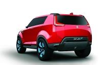 סוזוקי XA אלפא - מושק בתערוכת הרכב של ניו דלהי. בסוזוקי מבטיחים יכולת שטח טובה יותר משל הג\'ימני או הגרנד ויטארה.  צילום: SUZUKI