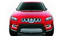 סוזוקי XA אלפא - מושק בתערוכת הרכב של ניו דלהי. מתמודד חדש בסגמנט רכבי הפנאי הקומפקטיים. יגיע ליצור ב-2014.  צילום: SUZUKI