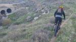 מבחן אופניים ברגמונט טריילסטר 7.0 פלוס. צמיגי 27.5 פלוס ברוחב 3.0 אינטש, קיט אביזרים חכם ועמיד, ושלדה עם דינאמיקה מעניינת. 15,300 שקלים לפני מבצעים או הנחות. צילום: רוני נאק