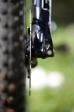 מבחן אופניים Trek Fuel EX 9.8. דיסקי בלימה סדרת ICE עשויים סנדוויץ מתכות מוליך חום. רואים? האם אלו האופניים הטוביםם ביותר שרכבנו עליהם? ייתכן מאד. המחיר אבל...אאוץ'. צילום: תומר פדר