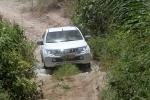 מבחן רכב מיצובישי טריטון. צילום: רונן טופלברג