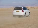 מבחן רכב וולוו XC90. בכרך, בכפר או סתם באמצע המדבר. וולוו XC90 הוא אלתרנטיבה מעניינת להיצע המסורתי מגרמניה ואנגליה. צילום: רוני נאק
