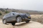 מבחן רכב וולוו XC90 מול אודי Q7. פרימיום-שטח עם 7 מושבים וטונות של טכנולוגיה. אבל האם האודי ו-וולוו כמפורסם? צילום: ניר בן זקן