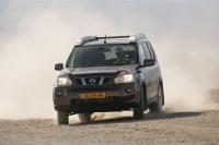 ניסן איקסטרייל 2008 בנסיעת מבחן  על ידי  בוחני  אתר שטח טיוי