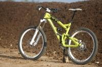 מבחן אופניי YETI SB66.יפה לא? אופני השבילים האגרסיביים מ-YETI יכולים לעשות הכל תלוי בקיט שתרכיבו עליהם.  צילום: פז בר