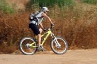 מבחן אופניי YETI SB66. גם בדרך לסלעים אפשר ליהנות מהיעילות של החבילה הזו. צילום: פז בר