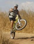 מבחן אופניי YETI SB66.  כל היום, ועוד כמה ימים אחרי זה. היה לי ממש קשה להיפרד YETI SB66 ממש עשו לי את זה. צילום: פז בר