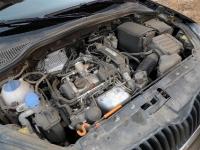 סקודה יטי במבחן שטח. מנוע TSI לא עומד בהבטחת החיסכון בדלק. המון מומנט יוצר בעיית אחיזה בגלגלים המניעים צילום פז בר
