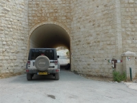 טיול שטח להרי ירושלים - מתאים גם לאופניים - מעיינות ושבילים בהרי ירושלים - צילום: פז בר