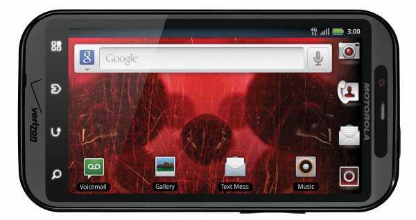 סלולרי דור 4 של מוטורולה מצטרף להיצע של HTC וסמסונג ברשת LTE המהירה בשטח