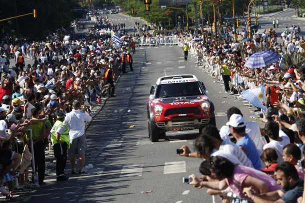 DAKAR RALLY ARGENTINA-CHILE 2011