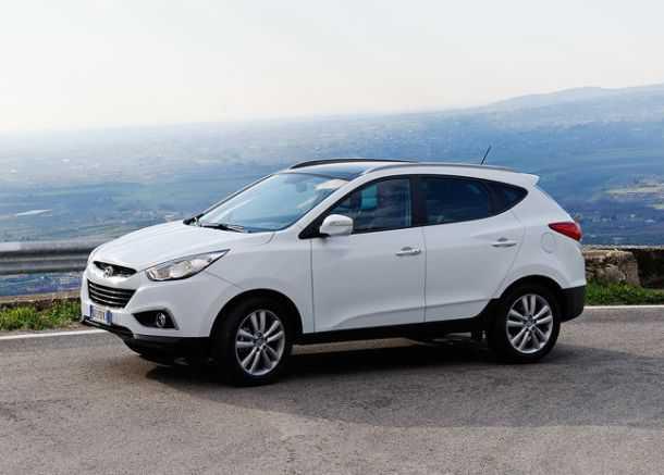 Review Hyundai Tucson Review Road Test Auto Autocar 2017