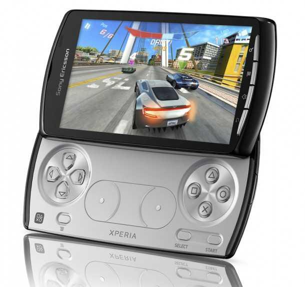 סוני אריקסון אקספריה פליי. דור חדש של סמארטפון מופעל אנדרואיד עם חיבה יתירה למשחקים צילום יצרן