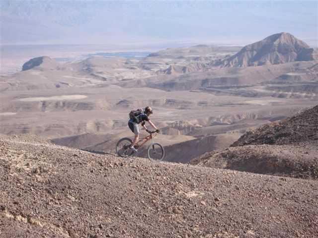 שביל ישראל על אופניים נפתח צילום באדיבות הלל זוסמן
