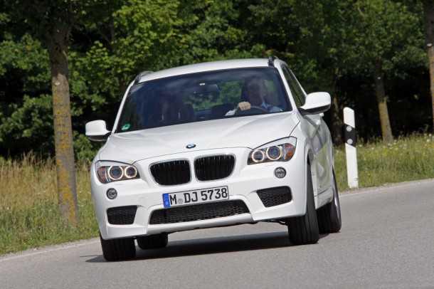 הכי קטן הכי ירוק. ב.מ.וו X1 רכב הפנאי הקומפקטי של ב.מ.וו עכשיו עם מנועים מזהמים עוד פחות צילום BMW