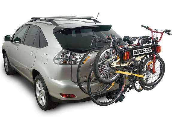 לא רק ציוד מחנאות, גם מנשאי אופניים ושיפורים לרכב שטח ורכב פנאי. איש שטח מגיע לתל אביב