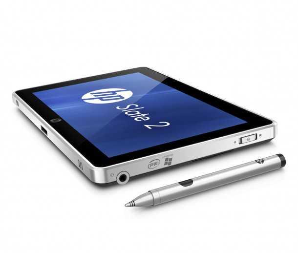 HP Slate 2 מושק היום בעולם. טבלט חדש עם מערכת הפעלה של ווינדוס, קישוריות מהירה ומסך מגע חדש צילום: HP
