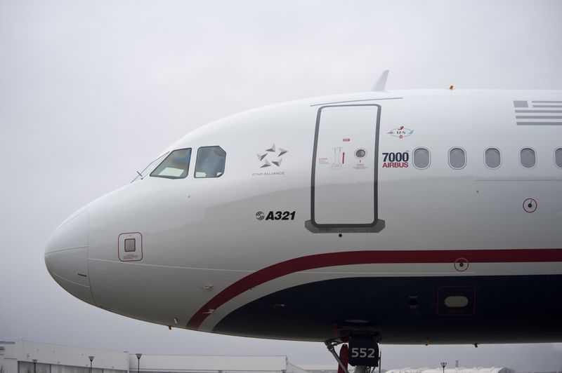 איירבס 321. צבר ההזמנות של US AIRWAYS עומד על 58 כלי טיס. צבר ההזמנות של איירבס גדול יותר ממספר המטוס שיצרה מעולם! צילום: AIRBUS
