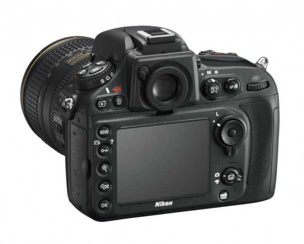 """ניקון D800 החדשה. ניקון מקצועית חדשה תצא למכירה במרץ הקרוב. המחיר כ-3300 דולרים בארה""""ב. צילום: NIKON"""