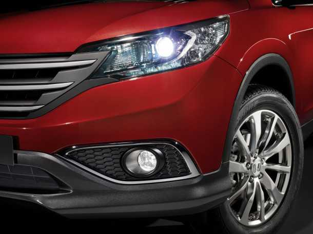 New EU Honda CR-V. Photo - Honda