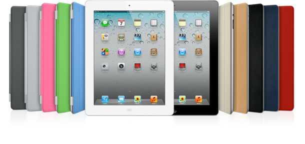 אייפד 3 החדש מאפל יציג מסך ברזולוציה משופרת, מעבד עם ארבע ליבות וישווק בישראל תוך חודש! צילום: אפל